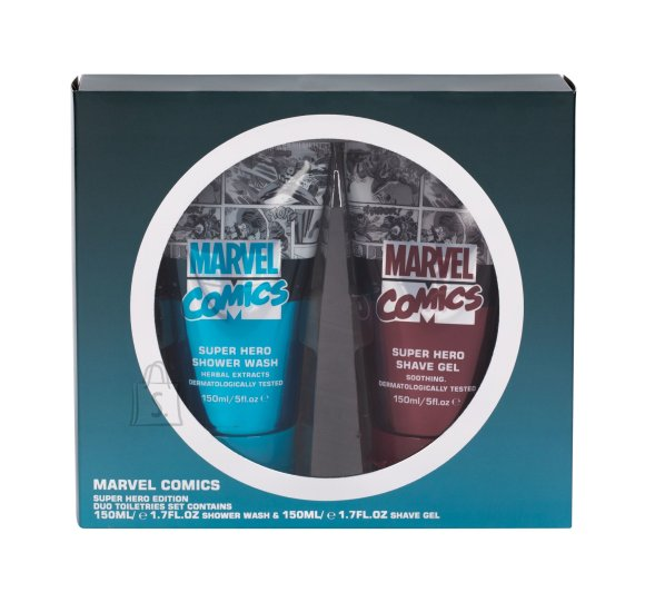 Marvel Comics Hero Shaving Gel (150 ml)