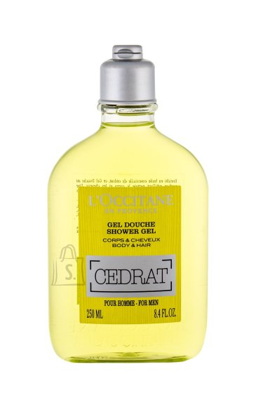 L´Occitane Cedrat Shower Gel (250 ml)