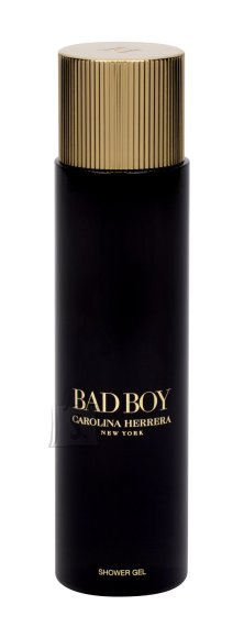Carolina Herrera Bad Boy Shower Gel (200 ml)