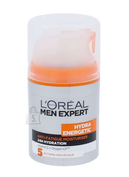 L´Oréal Paris Men Expert Hydra Energetic Lotion näoseerum 50 ml