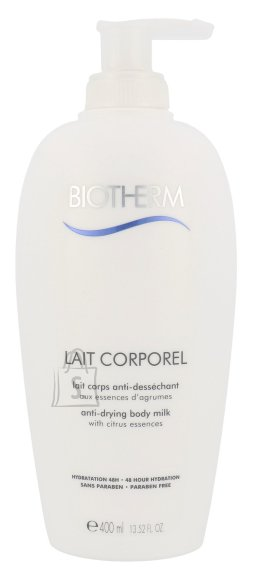 Biotherm Lait Corporel Anti Drying ihupiim 400 ml