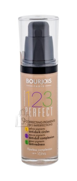 BOURJOIS Paris 123 Perfect Foundation jumestuskreem, 54 Beige