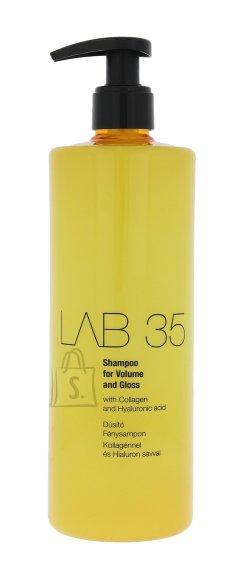 Kallos Cosmetics Lab 35 Shampoo For Volume And Gloss šampoon 500 ml