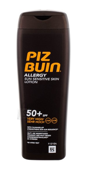 Piz Buin Allergy Lotion SPF50 COSMETIC (200ml)