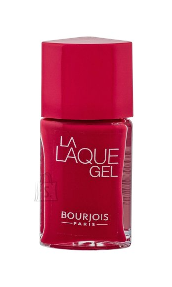 BOURJOIS Paris La Laque Gel 05 Are You Reddy