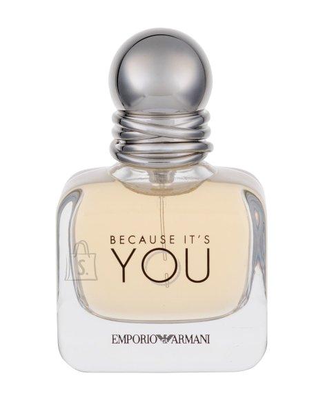 Giorgio Armani Emporio Because It´s You parfüümvesi EDP 30ml