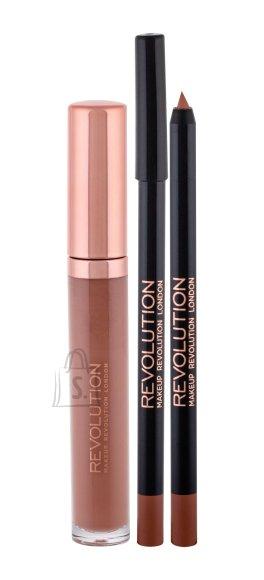 Makeup Revolution London Retro Luxe Lip Gloss (5,5 ml)