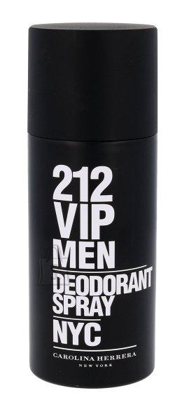Carolina Herrera 212 VIP Men spray deodorant meestele 150ml