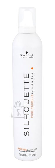 Schwarzkopf Silhouette Flexible Hold Mousse soenguvaht 500 ml