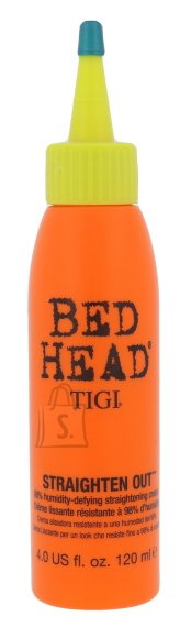 Tigi Bed Head Straighten Out juuksekreem sirgendamiseks 120 ml