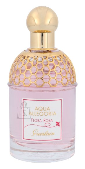 Guerlain Aqua Allegoria Flora Rosa tualettvesi naistele EdT 100ml