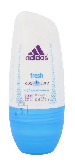 Adidas Fresh roll-on deodorant naistele 50ml