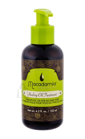 Macadamia Professional Healing Oil Treatment juukseõli 125 ml