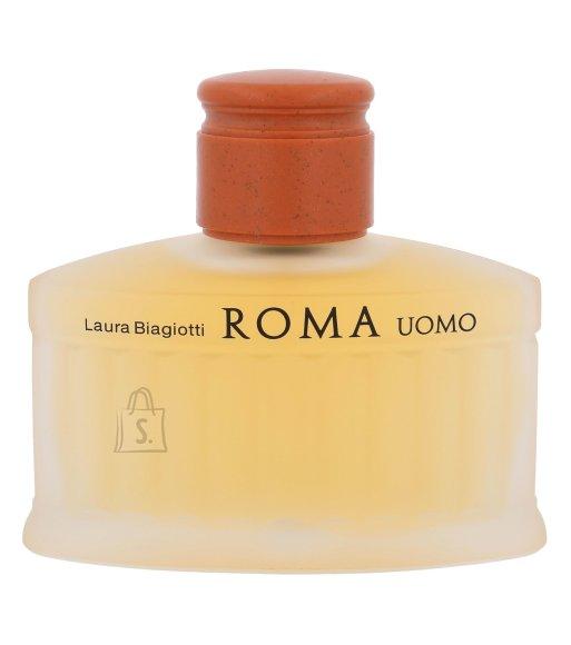 Laura Biagiotti Roma Uomo tualettvesi meestele EdT 125ml
