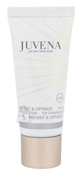 Juvena Prevent & Optimize Top Protection SPF30 näokreem 40 ml