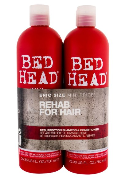 Tigi Bed Head Resurrection šampoon ja palsam 2x750 ml
