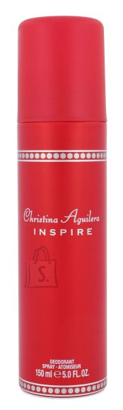 Christina Aguilera Inspire spray deodorant 150 ml