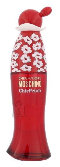 Moschino Cheap & Chic Chic Petals tualettvesi EdT 100 ml