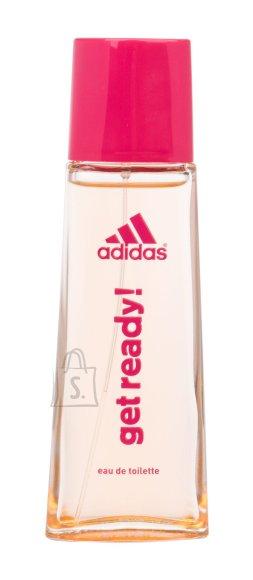 Adidas Get Ready! tualettvesi naistele EdT 50 ml