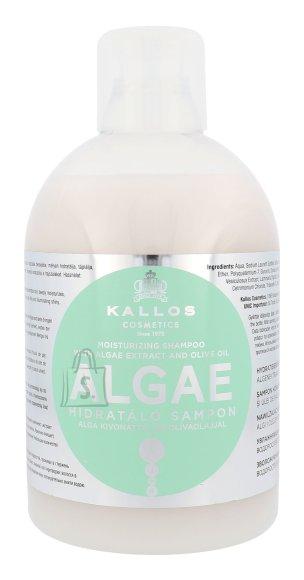 Kallos Cosmetics Algae Moisturizing šampoon 1000 ml