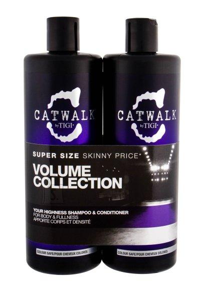 Tigi Volume Collection šampooni ja palsam 2x750 ml