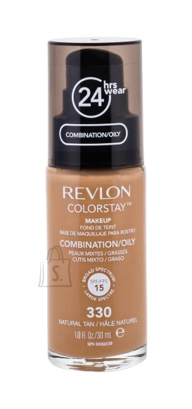 Revlon Colorstay Makeup Combination Oily Skin jumestuskreem Natural Tan 30ml