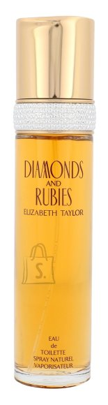 Elizabeth Taylor Diamonds and Rubies 100ml naiste EdT
