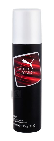 Puma Urban Motion spray deodorant meestele 150ml