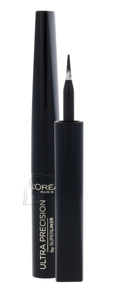 L´Oréal Paris Super Ultra Precision Black silmalainer  6 ml