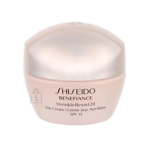 Shiseido Benefiance Wrinkle Resist 24 päevakreem 50 ml