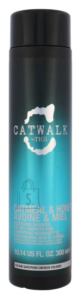Tigi Catwalk Oatmeal & Honey Nourishing šampoon 300 ml