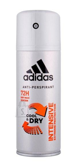 Adidas Intensive Cool & Dry 72h spray deodorant meestele 150ml