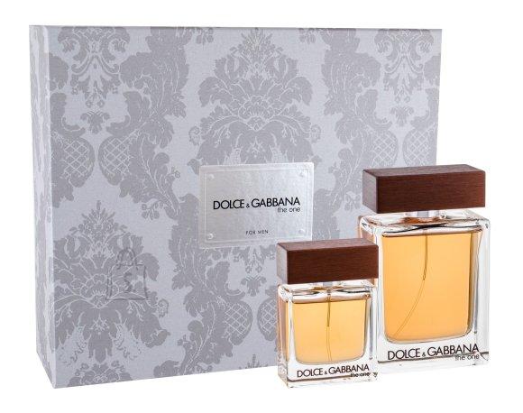 Dolce & Gabbana The One lõhnakomplekt meestele EdT 130ml