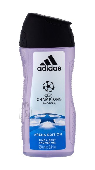 Adidas UEFA Champions League Arena Edition dušigeel 250 ml