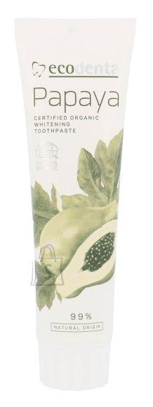Ecodenta valgendav hambapasta papaia ekstraktiga 100 ml