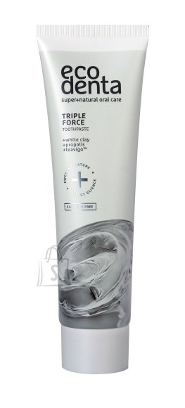 Ecodenta triple force hambapasta 100 ml