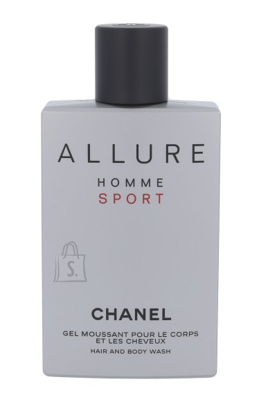 Chanel Allure Sport 200ml meeste dušigeel