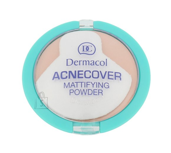 Dermacol Acnecover Mattifying Powder puuder Shell 11 g