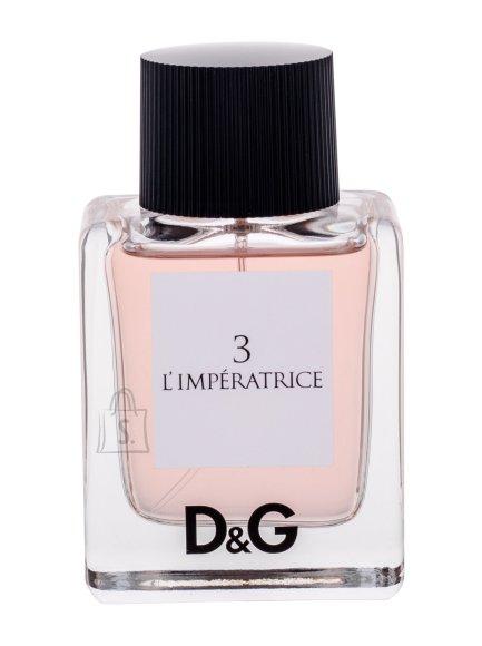 Dolce & Gabbana L´imperatrice 3 tualettvesi naistele EdT 50ml