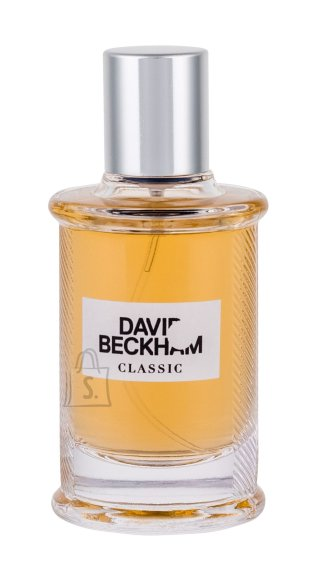 David Beckham Classic tualettvesi EdT 40 ml