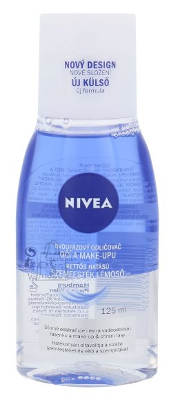 Nivea Double Effect silmameigieemaldaja 125 ml
