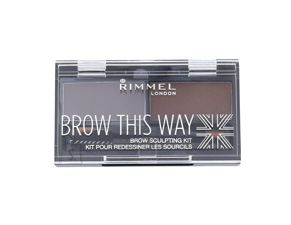Rimmel London Brow This Way kulmuvärvid 2.4 g