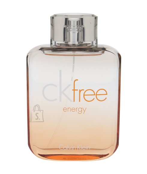 Calvin Klein CK Free Energy tualettvesi meestele EdT 100 ml