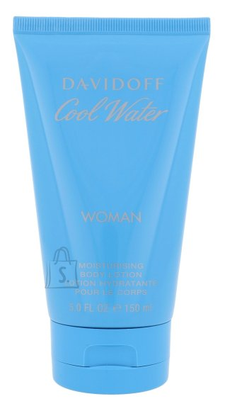 Davidoff Cool Water Woman ihupiim 150 ml