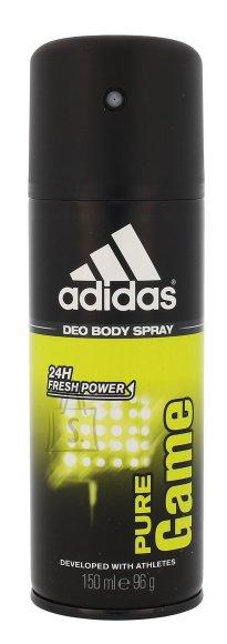 Adidas Pure Game 150ml meeste deodorant