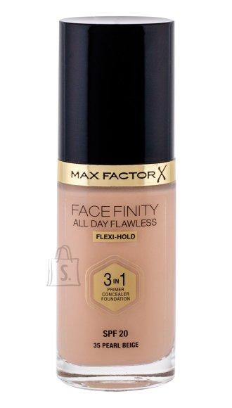 Max Factor Face Finity 3in1 SPF20 jumestuskreem Pearl Beige 30 ml