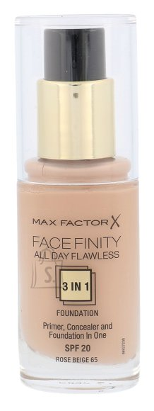 Max Factor Face Finity 3in1 SPF20 jumestuskreem Rose Beige 30 ml