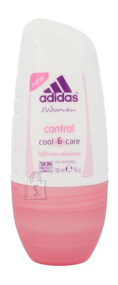 Adidas Control roll-on deodorant naistele 50ml