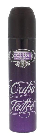 Cuba Tattoo parfüümvesi naistele EdP 100 ml