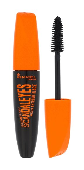 Rimmel London Scandal Eyes Volume Flash ripsmetušš 12 ml must